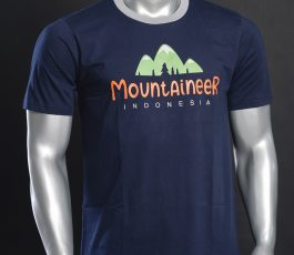 Mountaineer Biru Pendek