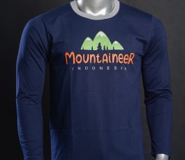 Mountaineer Panjang Biru