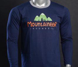 Mountaineer Panjang Biru
